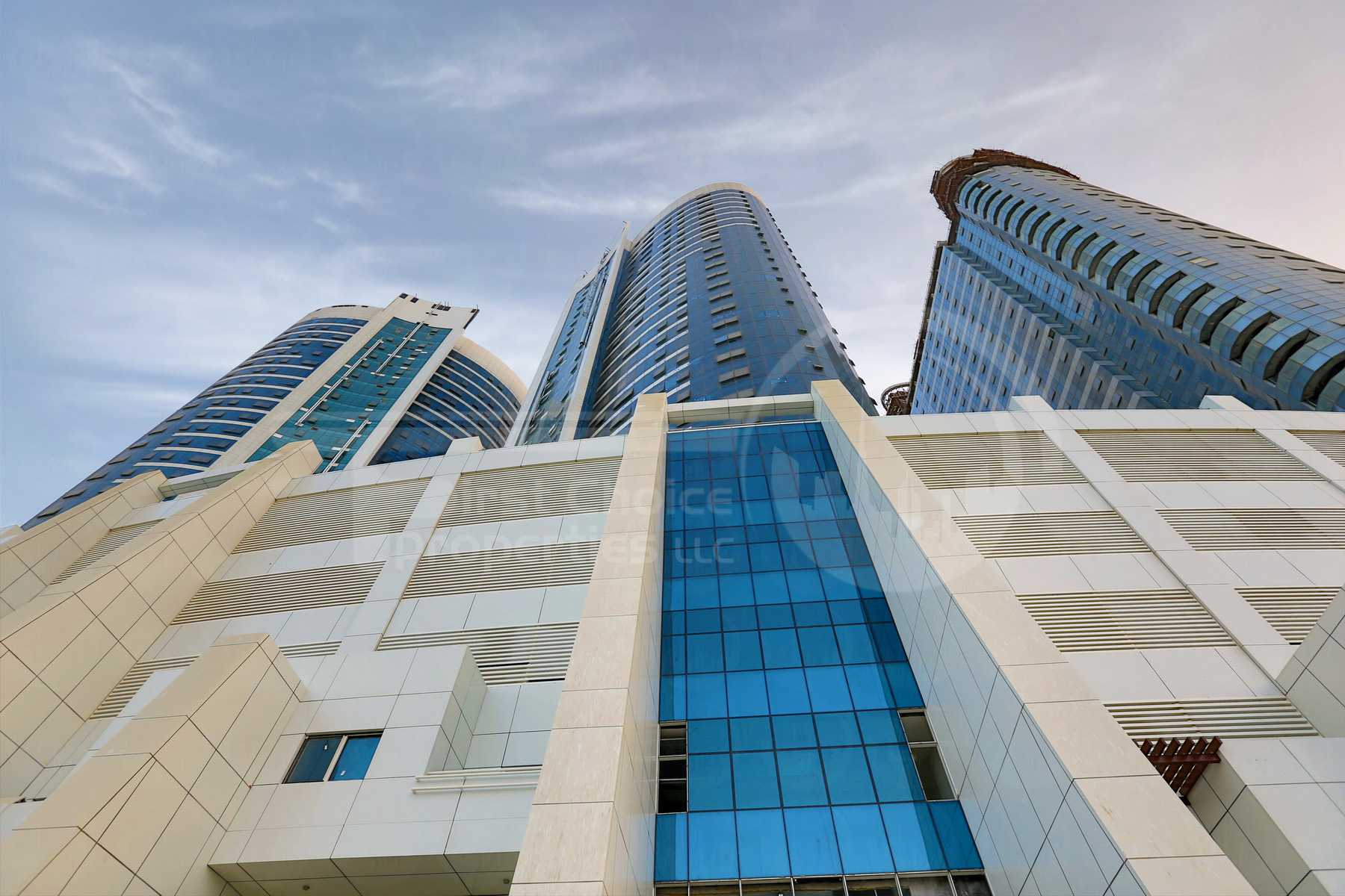 Studio - 1BR - 2BR - 3BR - 4BR Apartment - Abu Dhabi - UAE - Al Reem Island - Hydra Avenue - Outside View (30).jpg
