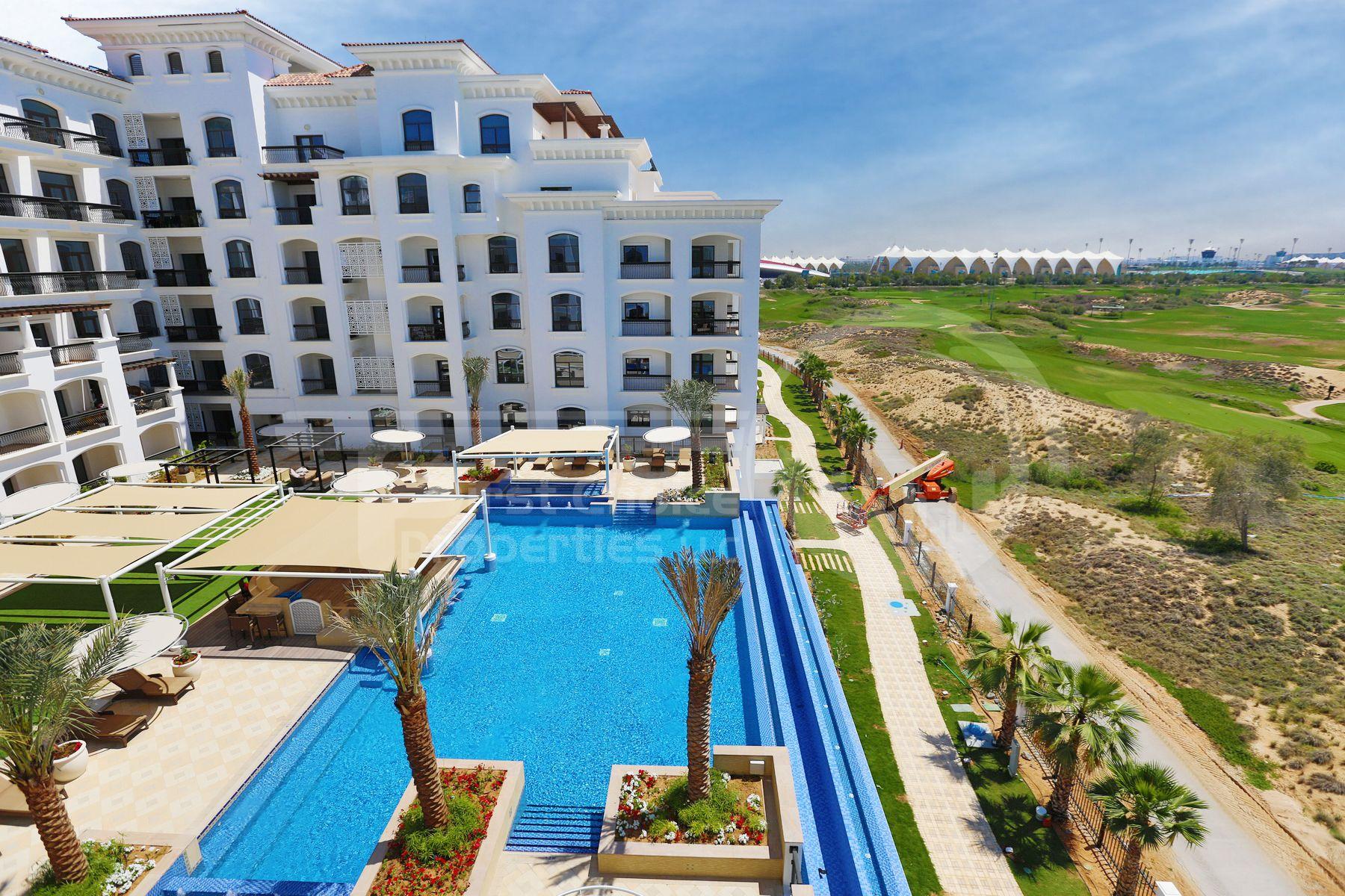 Studio - 1BR - 2BR - 3BR Apartment - UAE - Abu Dhabi - Yas Island - Ansam (4).jpg