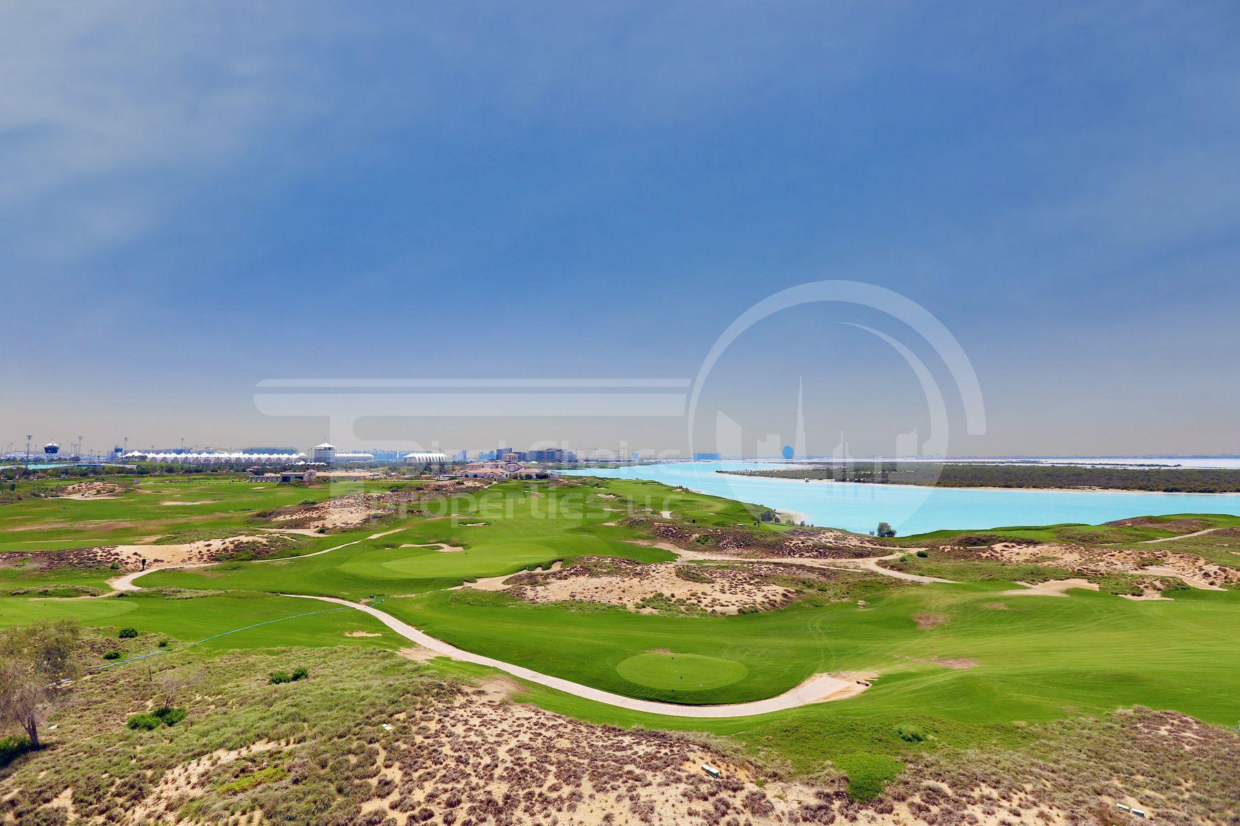 Studio - 1BR - 2BR - 3BR Apartment - UAE - Abu Dhabi - Yas Island - Ansam (20).jpg