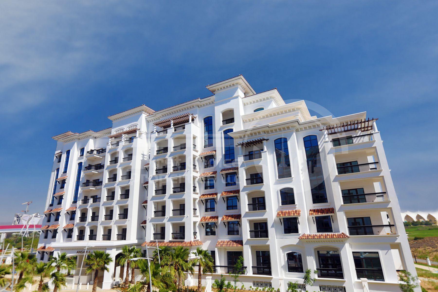 Studio - 1BR - 2BR - 3BR Apartment - UAE - Abu Dhabi - Yas Island - Ansam (21).jpg