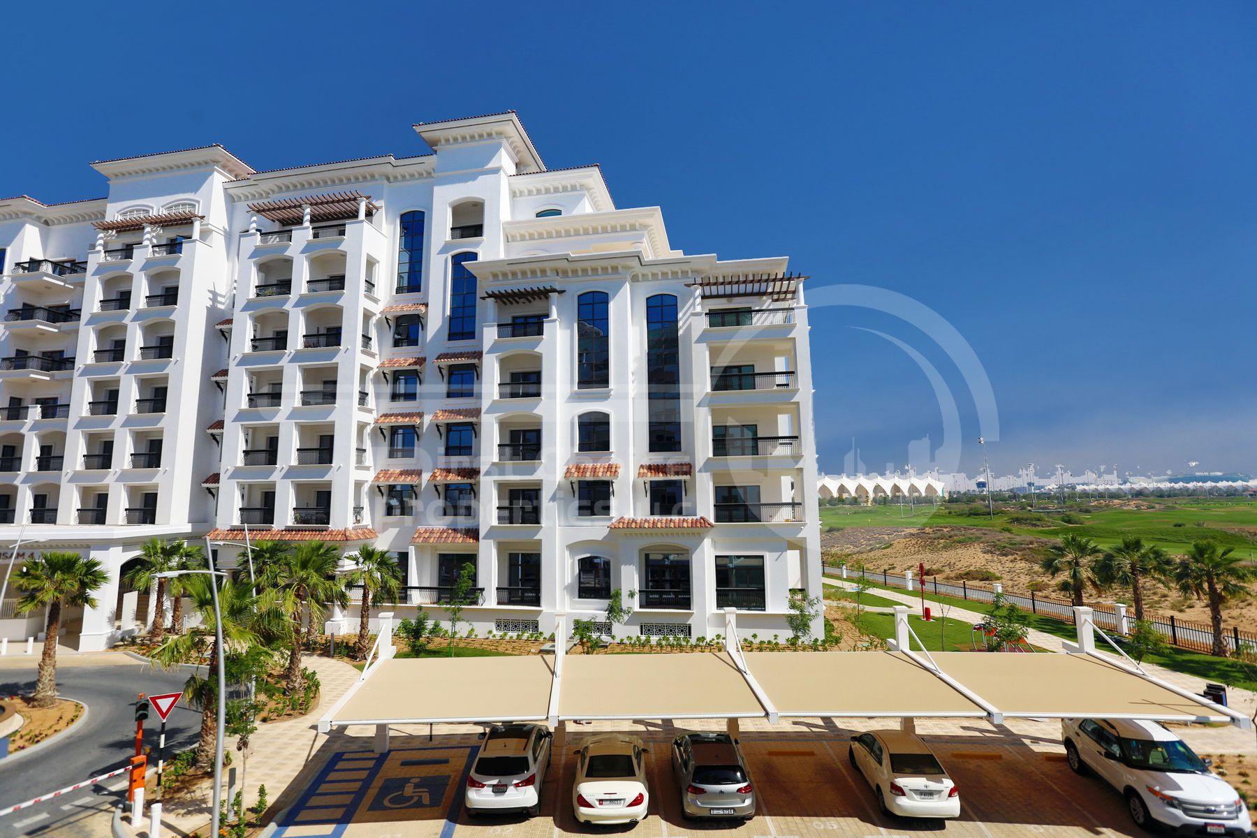 Studio - 1BR - 2BR - 3BR Apartment - UAE - Abu Dhabi - Yas Island - Ansam (22).jpg