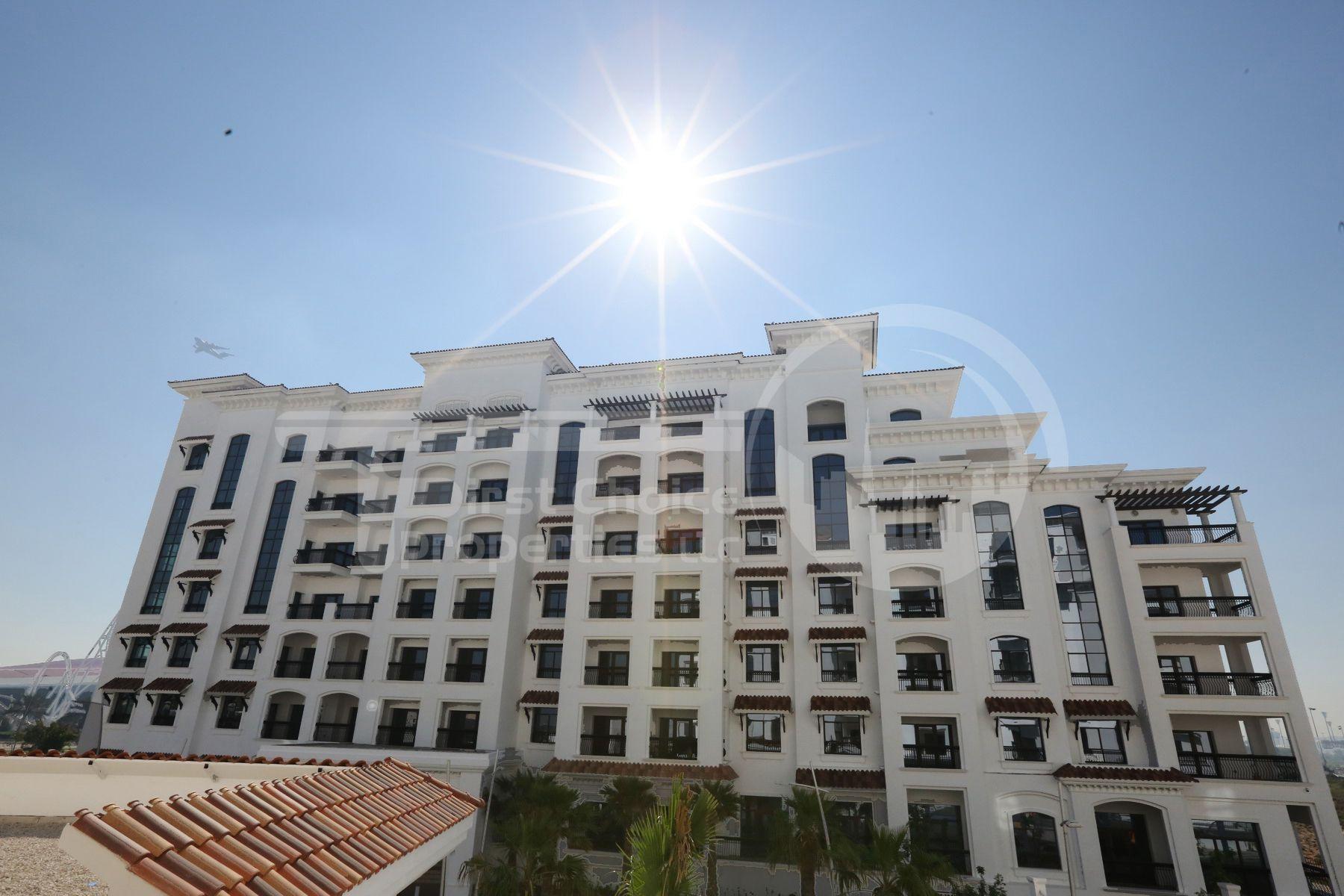 Studio - 1BR - 2BR - 3BR Apartment - UAE - Abu Dhabi - Yas Island - Ansam (23).jpg