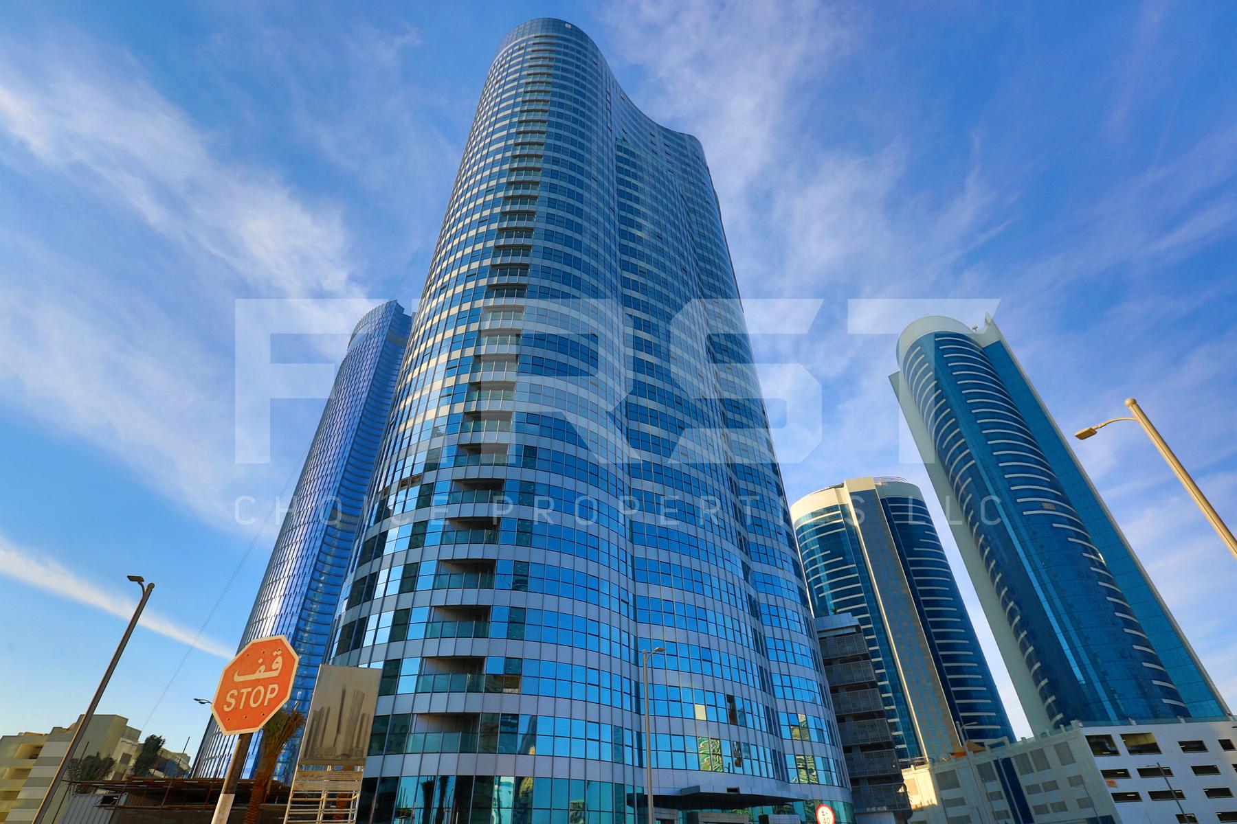 Sigma Towers, City of Lights, AL Reem Island , Abu Dhabi - UAE (8).jpg