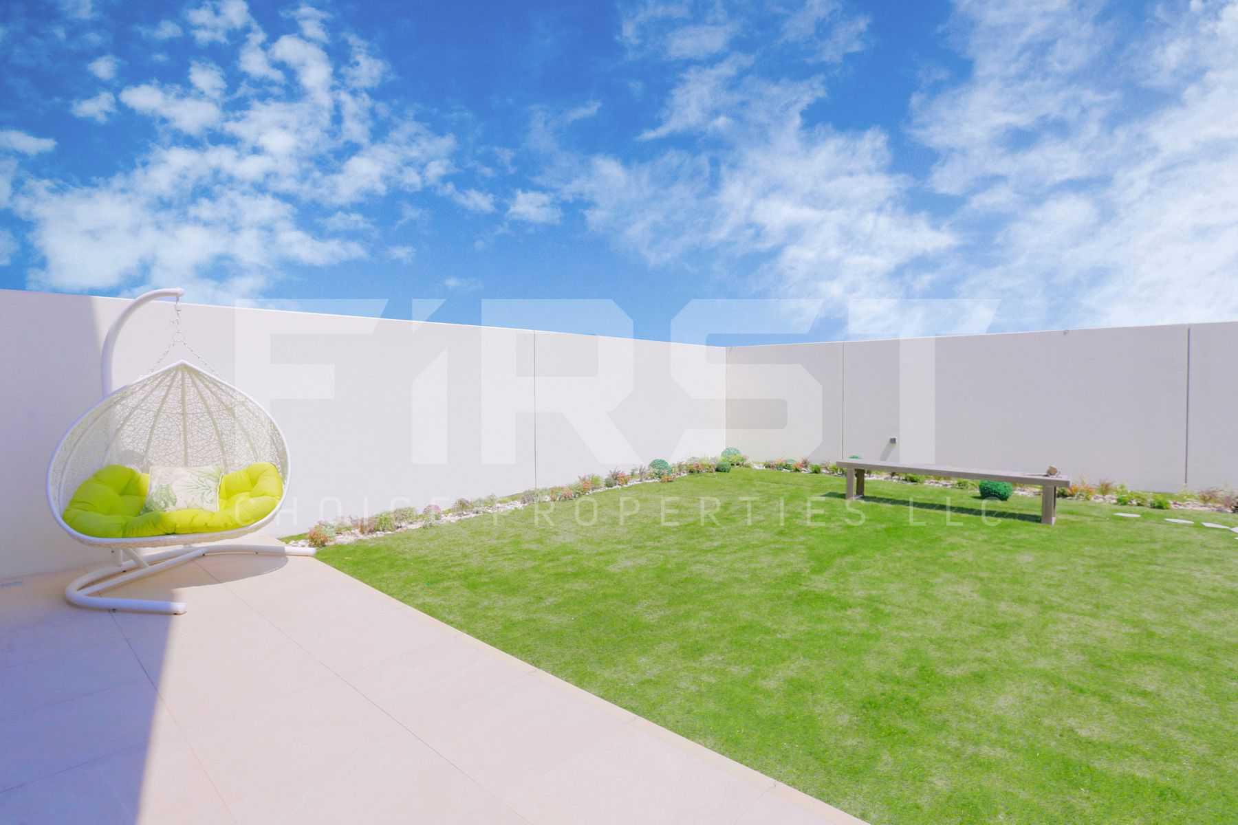 External Photo of 3 Bedroom Townhouse Type 3EA in Yas Acres Yas Island Abu Dhabi UAE (2).jpg