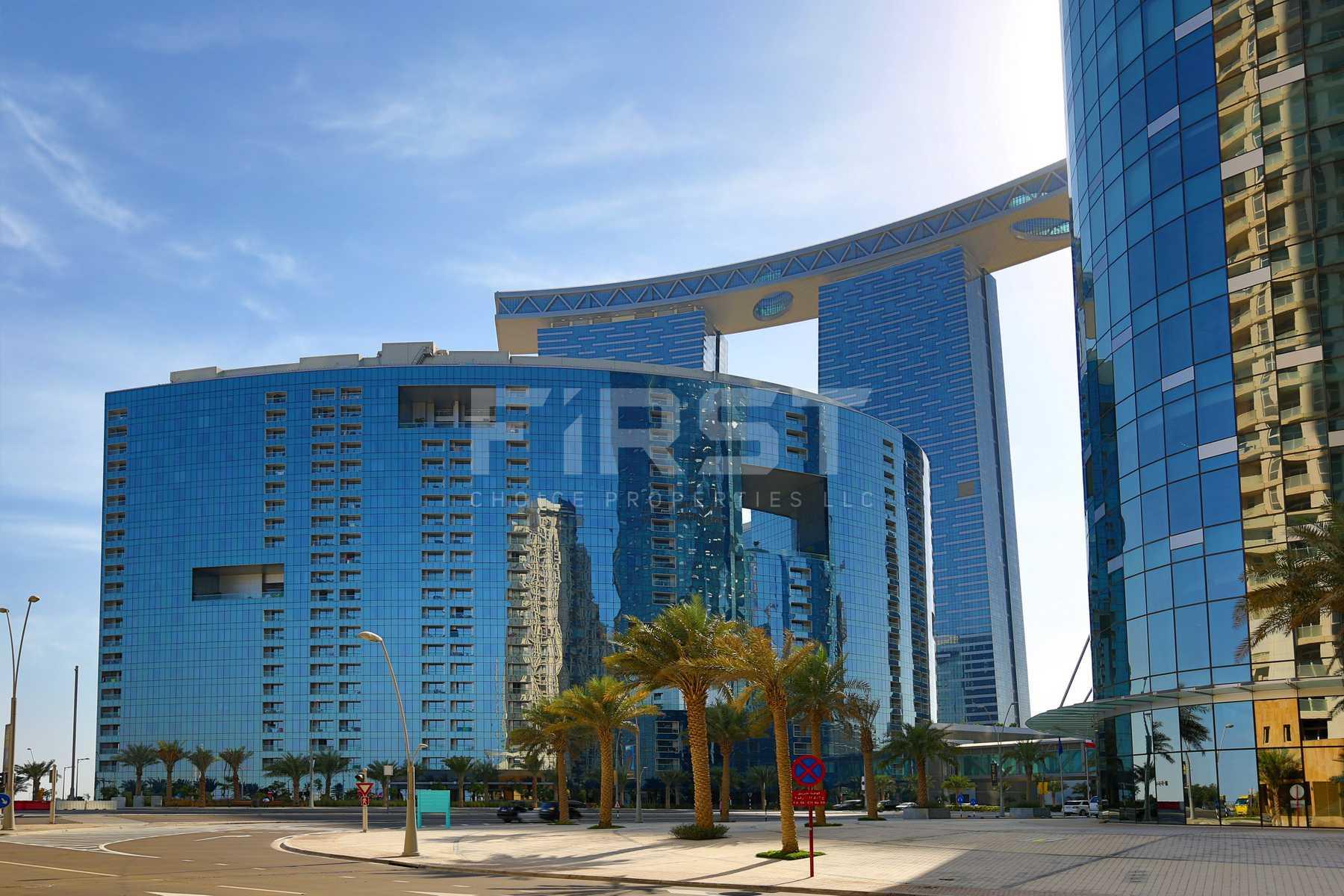 External Photo of The Arc Al Reem Island Abu Dhabi UAE (6).jpg