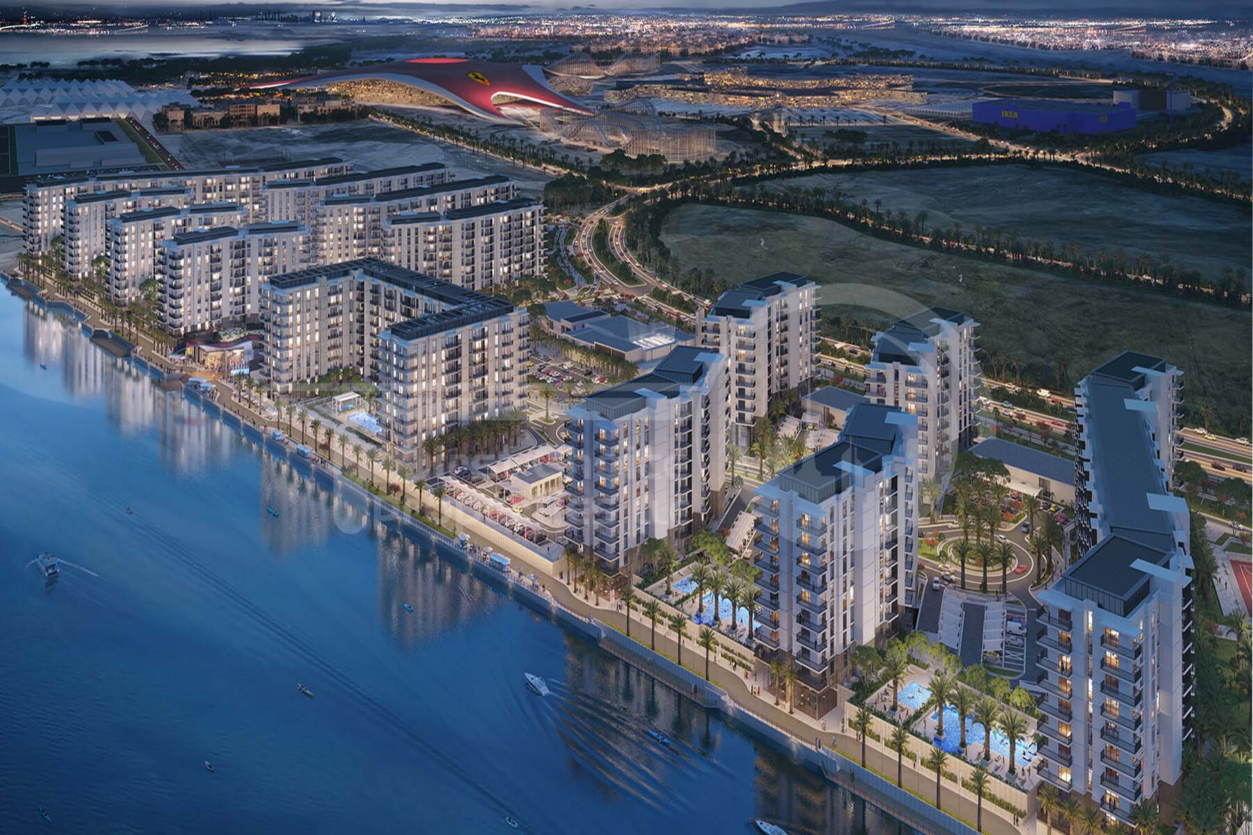 Studio - 1 Bedroom - 2 Bedroom - 3 Bedroom Apartment - Water's Edge - Yas Island - Abu Dhabi - UAE (16).jpg