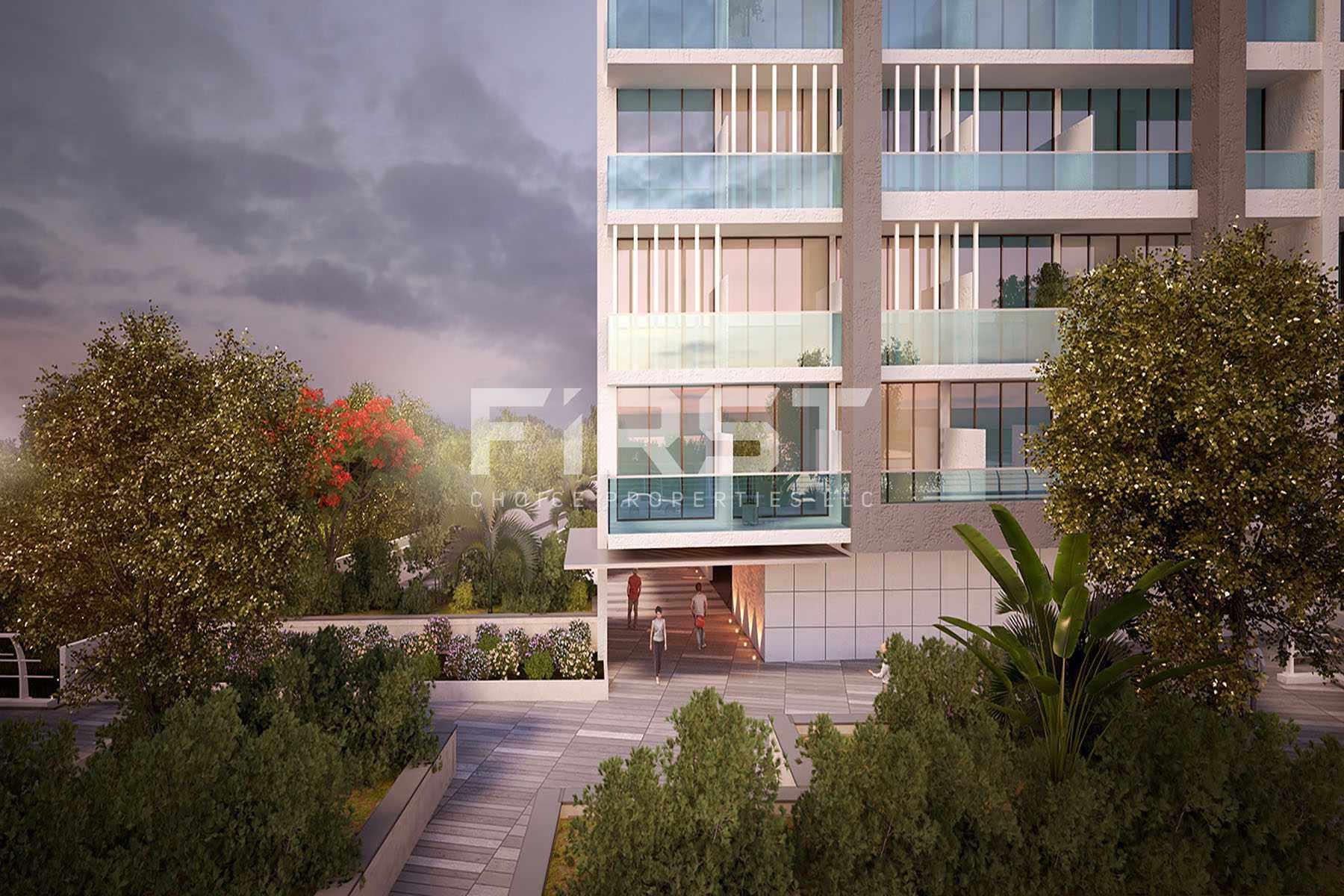 Al Maryah Vista Residence,Al Maryah Island, Abu Dhabi-UAE (5).jpg